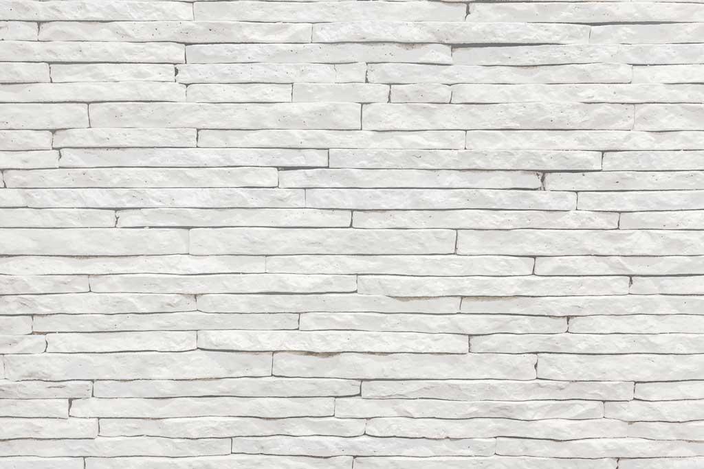 Weißer Schiefer von Neubauer Fliesen